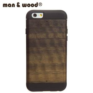 man&wood マン&ウッド iPhone6用 ハードケース  MW-M1510 Koala プロテクションタイプ 天然木使用|collectors