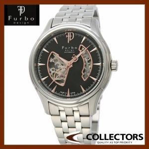 Furbo フルボ 腕時計 ウォッチ 自動巻き F5025BKSS ブラック|collectors