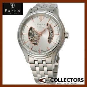 Furbo フルボ 腕時計 ウォッチ 自動巻き F5025SISS シルバー|collectors
