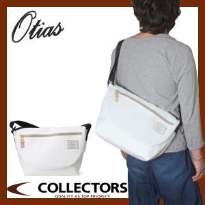 【15SS限定モデル】Otias オティアス Supplier ショルダーバッグ Lサイズ 50-4721 WHITE|collectors