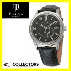 【SALE 15SS】Furbo フルボ 腕時計 ウォッチ F9012BKBK SET BLACK|collectors