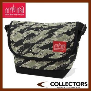 マンハッタンポーテージ メッセンジャーバッグ 限定 Manhattan Portage Tiger Stripe Camo Casual Messenger Bag MP1605JRTSC 15AW|collectors