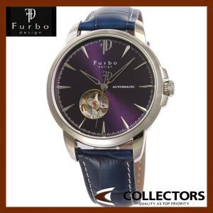 Furbo フルボ 腕時計 ウォッチ 自動巻き F5027SBLBL ブルー/ブルー|collectors