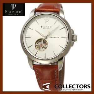 Furbo フルボ 腕時計 ウォッチ 自動巻き F5027SSIBR シルバー/ブラウン|collectors