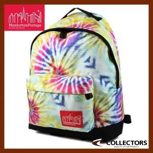 Manhattan Portage マンハッタンポーテージ Tie Dye Print Fabric Big Apple Backpack バックパック MP1209TD|collectors