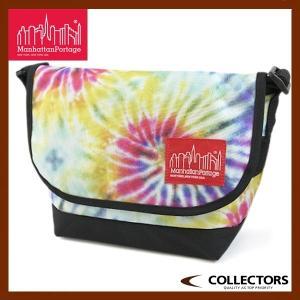 Manhattan Portage マンハッタンポーテージ TrTie Dye Print Fabric Casual Messenger Bag メッセンジャーバッグ MP1605JRTD|collectors