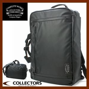 COMPLETE WORKS コンプリートワークス(COLLECTORSオリジナル) 3WAY ビジネスバッグ  1680PE PU BRIEFBAG 9615 collectors