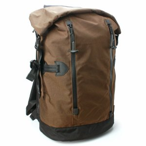 DATUM デイタム TREKNOS ROLL TOP PACK ロールトップ バックパック Brown 46103|collectors