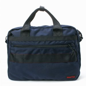 BRIEFING ブリーフィング NEO MISSION LINER PLUS コレクターズ別注 2WAY ブリーフケース Navy BRW416219|collectors