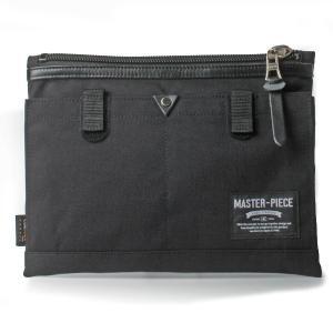 master-piece マスターピース  LINK サコッシュ コレクターズ別注 Black 02343-CO collectors