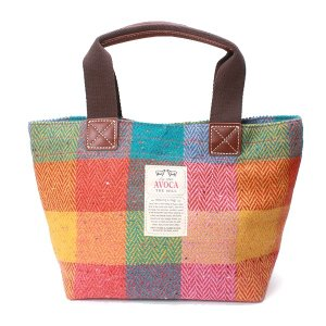 AVOCA アヴォカ DUBLIN MINI TOTE BAG   ミニトートバッグ Donegal Circus 118831|collectors