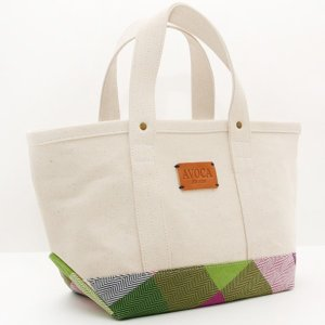 AVOCA アヴォカ HENRY MINI TOTE BAG ミニトートバッグ Pioneer/Natural 130593|collectors