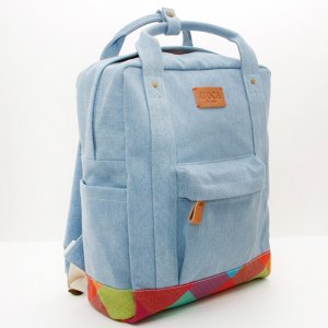 AVOCA アヴォカ HENRY BACKPACK バックパック Circus/Denim 130598|collectors