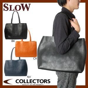 SLOW スロウ コレクターズ別注 栃木レザー トートバッグ 49S73EC|collectors