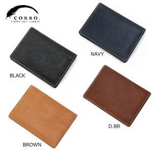 CORBO コルボ curious キュリオス パスケース( ICカードケース) 8LO-1103|collectors