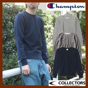 チャンピオン クルーネック スウエットシャツ CHAMPION C3-E025|collectors