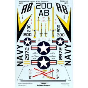 48-1269 F-4B PHANTOM VF-32 for Academy|college-eye