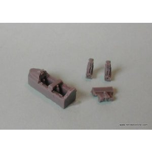 RW44012 1/144  Tornado Cockpit Detail Set for Dragon/DML|college-eye