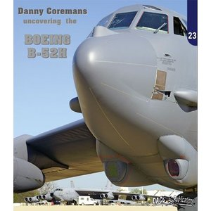 DACO DCB023 Boeing B-52H Stratofortress|college-eye