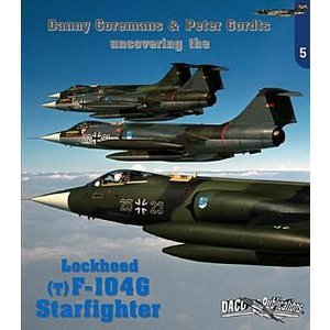 DCB005 Danny Coremans & Peter Gordts uncovering the Lockheed (T)F-104G Starfighter|college-eye