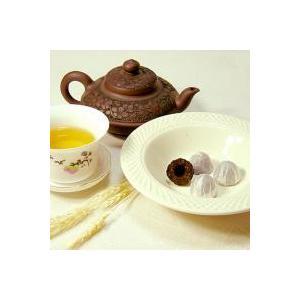 小沱プーアル茶(熟茶、特級) 約100ヶ(約500g)
