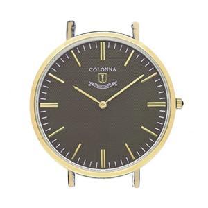 コロンナ COLONNA C22G/YG 時計(本体のみ) 直径40mm-18mm幅ストラップ対応|colonna