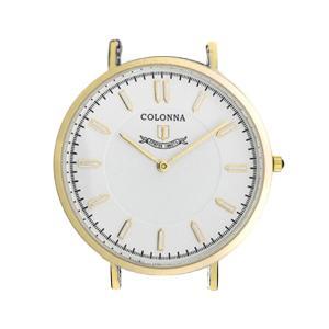 コロンナ COLONNA C3200L/YG 時計(本体のみ) 直径38mm-18mm幅ストラップ対応|colonna