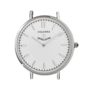 コロンナ COLONNA C3200/SS 時計(本体のみ) 直径38mm-18mm幅ストラップ対応|colonna
