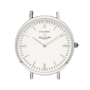 コロンナ COLONNA C32W/SS 時計(本体のみ) 直径38mm-18mm幅ストラップ対応|colonna