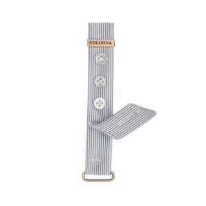 コロンナ COLONNA CP004LRA/YG ストラップ 18mm幅|colonna