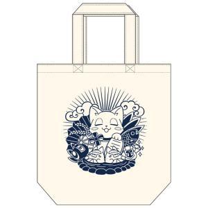白猫温泉物語 トートバッグ|colopl-store