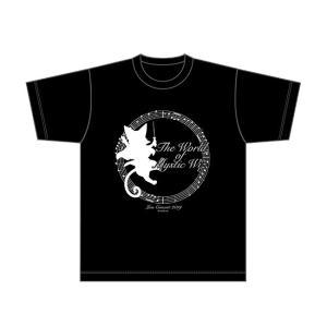 魔法使いと黒猫のウィズ Live Concert 2019 Tシャツ 黒