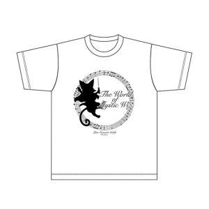 魔法使いと黒猫のウィズ Live Concert 2019 Tシャツ 白 colopl-store