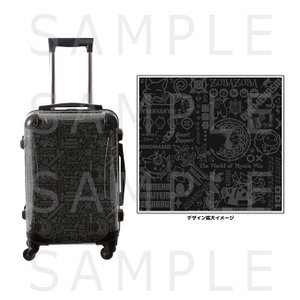 魔法使いと黒猫のウィズ トラベル スーツケース|colopl-store