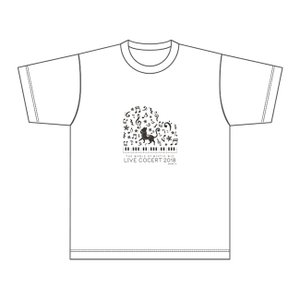 【キャンセル分再販】魔法使いと黒猫のウィズ Live Concert 2018 TシャツA(黒)|colopl-store