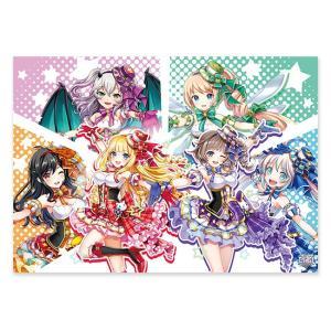 白黒テニス☆ドリームコラボ アイドルωキャッツ! B2ポスター 白猫プロジェクトVer.|colopl-store