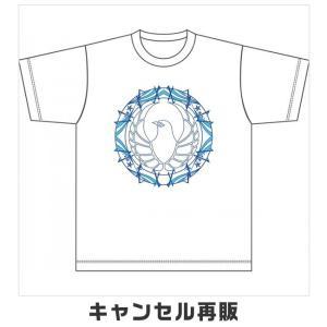 【キャンセル分再販】白猫プロジェクト 白猫Tシャツカーニバル ユキムラが描いてくれた紋章Tシャツ|colopl-store