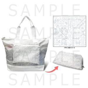 白猫プロジェクト トラベル 折りたたみトートバッグ|colopl-store