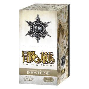 白猫プロジェクト トレーディングカードゲーム 第1弾ブースターパック 冒険への旅立ち BOX|colopl-store
