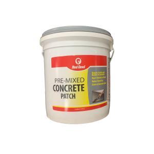 レッドデビル 0641 コンクリートパテ 4L 1缶|colorbucks