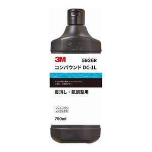 3M 5936R DC-1L ダイナマイトカット 750ml(ボトル) コンパウンド 液状