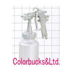近畿 クリーミー/CREAMY97Z-20/25+専用カップKZ-1セット スプレーガン 加圧式|colorbucks