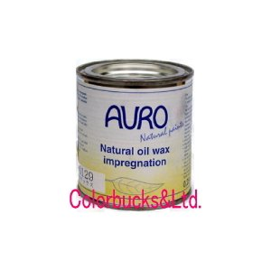 アウロ 自然塗料 油性含浸ワックス NP-0129 20L 屋内木部のワックス仕上げ用 (フローリングに最適)|colorbucks