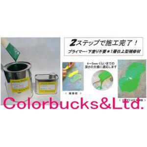 日米商会 エポタフエース 15kgセット(主剤12kg+硬化剤3kg) 自分で塗れる簡易床補修材!!
