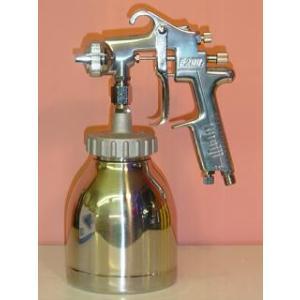 明治 F210ZB-P30(3.0口径)+10ZP(高粘度加圧カップ 1L)セット 高粘度ガン|colorbucks