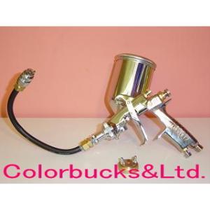 FVノズル300 フレキシブル ノズル/フリーアングル ノズル 1.0口径 30cm長(ガンは付属しておりません)|colorbucks