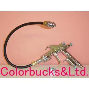 FVノズル500 フレキシブル ノズル/フリーアングル ノズル 1.0口径 50cm長(ガンは付属しておりません)|colorbucks