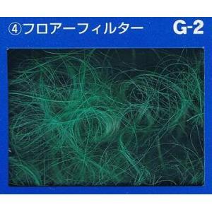 【個別送料1,890円(5枚まで)】アンデックス G-2 排気床フィルター 1M×1Mサイズ1枚|colorbucks