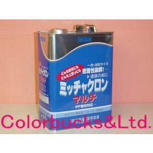 ミッチャクロンマルチ 3.7L 染めQテクノロジィ(旧テロソン) メーカー品|colorbucks