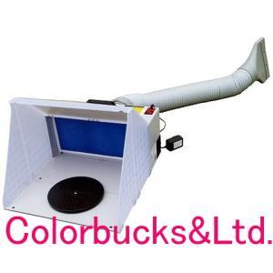 アネスト岩田キャンベル マジカルサクション MX3430 プチ塗装用 塗装ブース|colorbucks